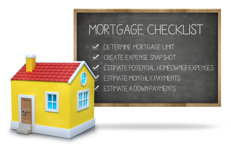 Golden Eagle Mortgage House Hunting Checklist