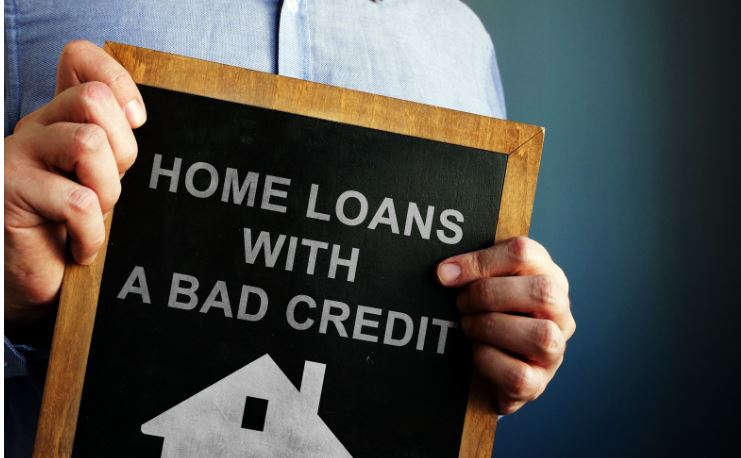 How To Get A Home Loan, Part 2: Loans With Bad Credit
